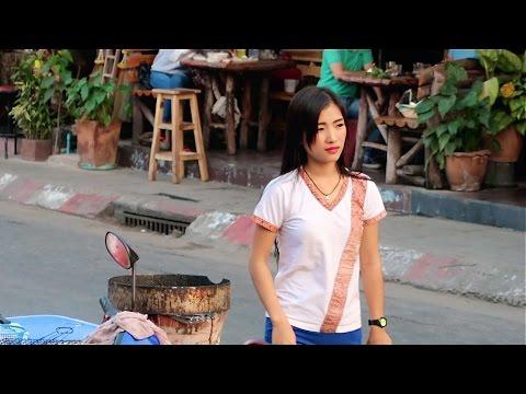 Chiang Mai Girlie bar street - Vlog 140