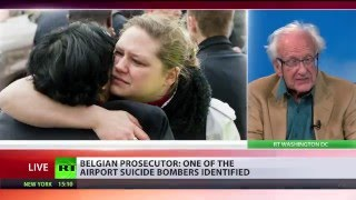 After Brussels attacks - What now? Johan Galtung - Nobel Peace Prize nominee on
