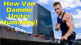 How Jean-Claude Van Damme Unites Humanity: A Response To The Ugliest Comment I've Ever Seen!