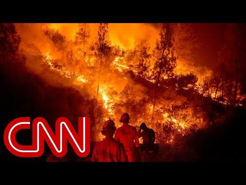 Wildfires threaten thousands of homes