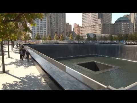 A Look at the 9/11 Memorial