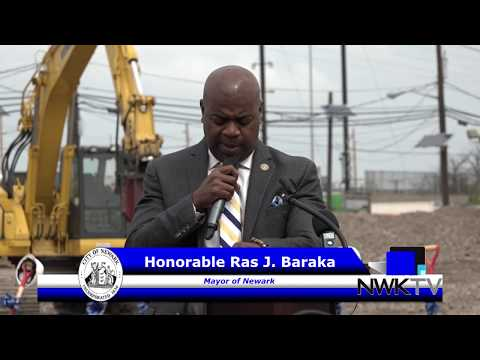 Department of Public Works, Motor Vehicle Facility Ground Breaking