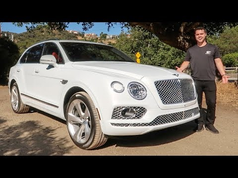 Is The Bentley Bentayga The ULTIMATE SUV For 259,000