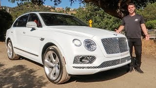 Is The Bentley Bentayga The ULTIMATE SUV For $259,000?