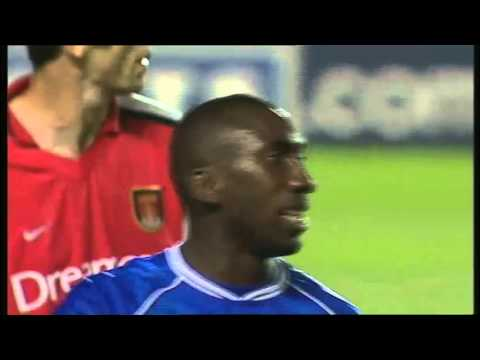 Chelsea 2-2 Arsenal, 2000-01 - HD