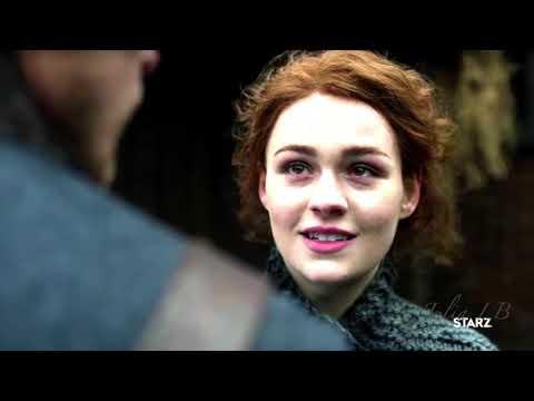 Jamie and Brianna, Outlander
