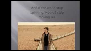 Amy Maconald - In The End lyrics