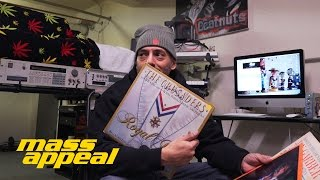 "Psycho Les (of The Beatnuts) - ""Rhythm Roulette"""