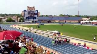 new balance nationals high school dmr 2014 in greensboro nc championship heat
