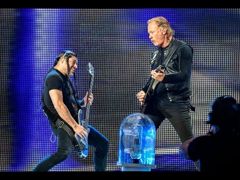 Metallica Live Amsterdam - 11-06-2019 - Full Concert - HQ AUDIO