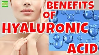 Benefits of Hyaluronic Acid To Your Health, Skin,Joints and Eyes