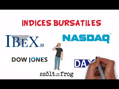 ¿Qué son los Indices Bursatiles? Ibex 35, Dow Jones, NASDAQ, SP500, DAX30, FTSE100, CAC40