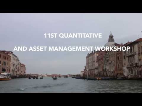 QUANT Venice the leading finance conference in Europe