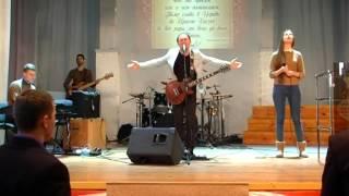 14.12.14 Хвала и поклонение (Виталий Ефремочкин)(http://emmanuildndz.com.ua Старший пастор церкви