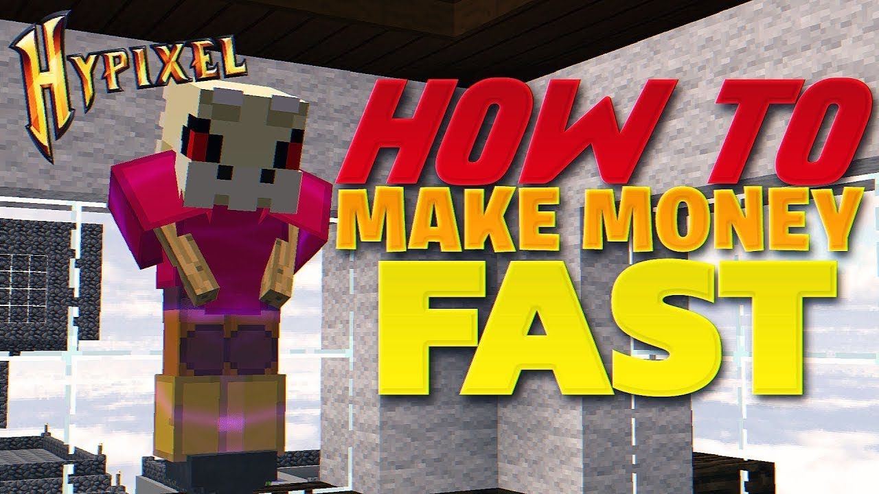 Hypixel SkyBlock [2] Easiest Way To Make Money