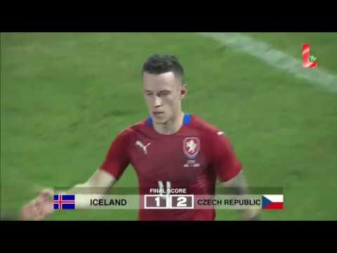 Iceland 1 - 2 Czech Republic (08.11.2017 // by LTV)