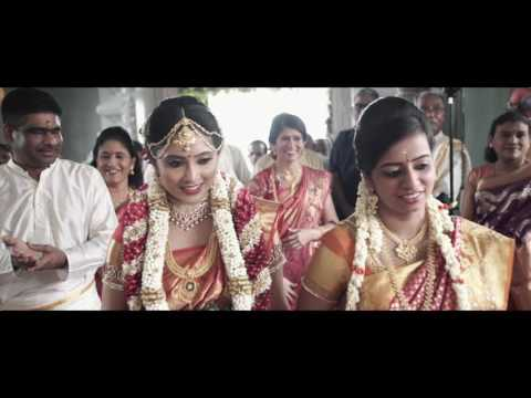 Malaysia Hindu Wedding Cinematography Video Highlight | Surendran & Pavitra