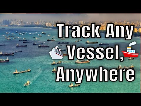 Marine traffic - Track any vessel in real time