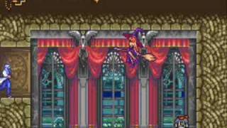 Castlevania Aria of Sorrow- All breakable walls