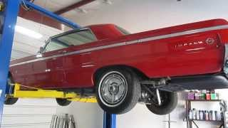***SOLD*** 1964 SS Impala, 327-300HP,4 Speed, with Air, For Sale, Passing Lane Motors, Classic Cars