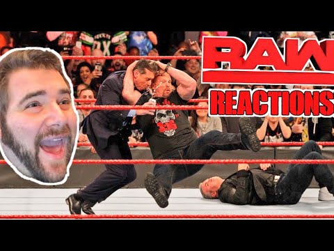 WWE RAW 25 LIVE REACTIONS! PEOPLE ARE TRIGGERED! Grim and Friends REVIEW - RESULTS 1/22/18