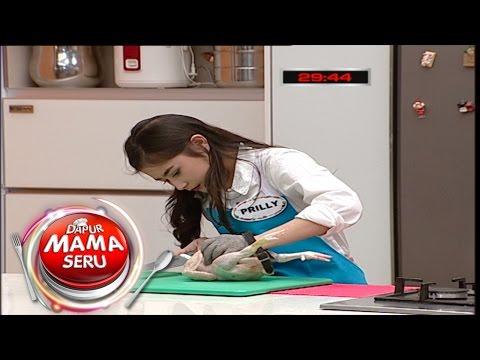 Dapur Mama Seru - Ep 82 - Prilly Latuconsina & Mama Uli vs Dhimas Tedjo & Mama Yati Pesek