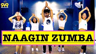 🔥BOLLYWOOD ZUMBA🔥 NAAGIN - Aastha Gill | VISHAL CHOREOGRAPHY | MUSIC VIDEO 2019| #Naaginchallenge