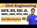 3:00 PM | Civil by Nikhil Sir | Day #02 | Soil Mechanics