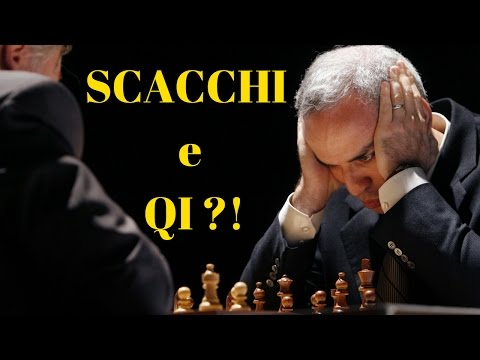 SCACCHI e QUOZIENTE INTELLETTIVO: Quanto Conta l'Intelligenza? | Chess Gameplay Online