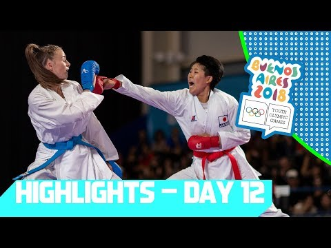 The Final Gold Medals have been Awarded! | YOG 2018 Day 12 | Top Moments