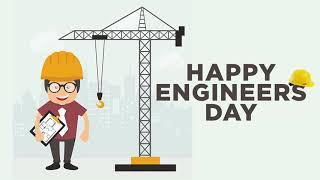Happy engineers day WhatsApp status 2018