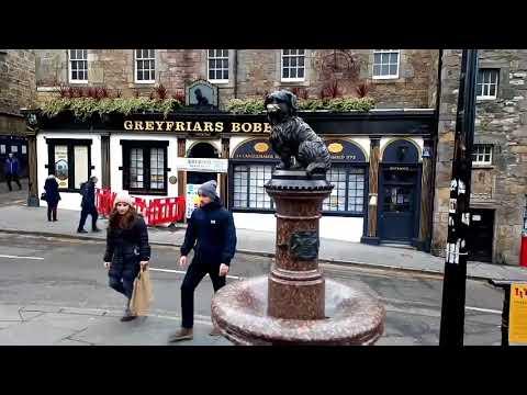 Edinburgh travel vlog: day 1