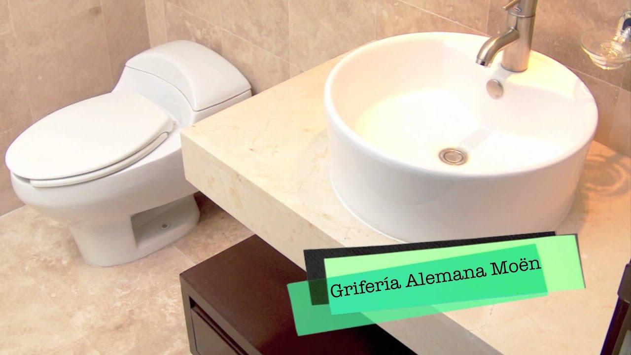 Solares 149 youtube - Muebles para lavabos con pedestal ...