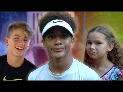 Thumbnail: Justin's Playground FAILS! (with MattyBRaps & Haschak Sisters)