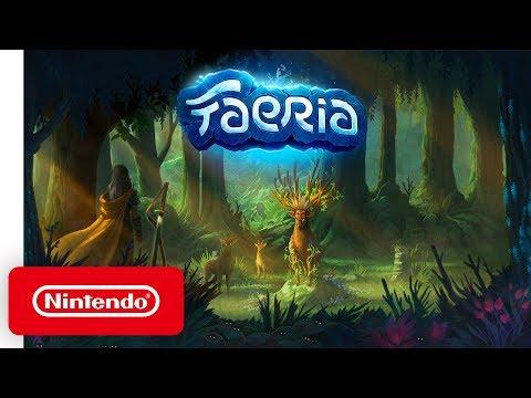 Faeria - Announcement Trailer - Nintendo Switch