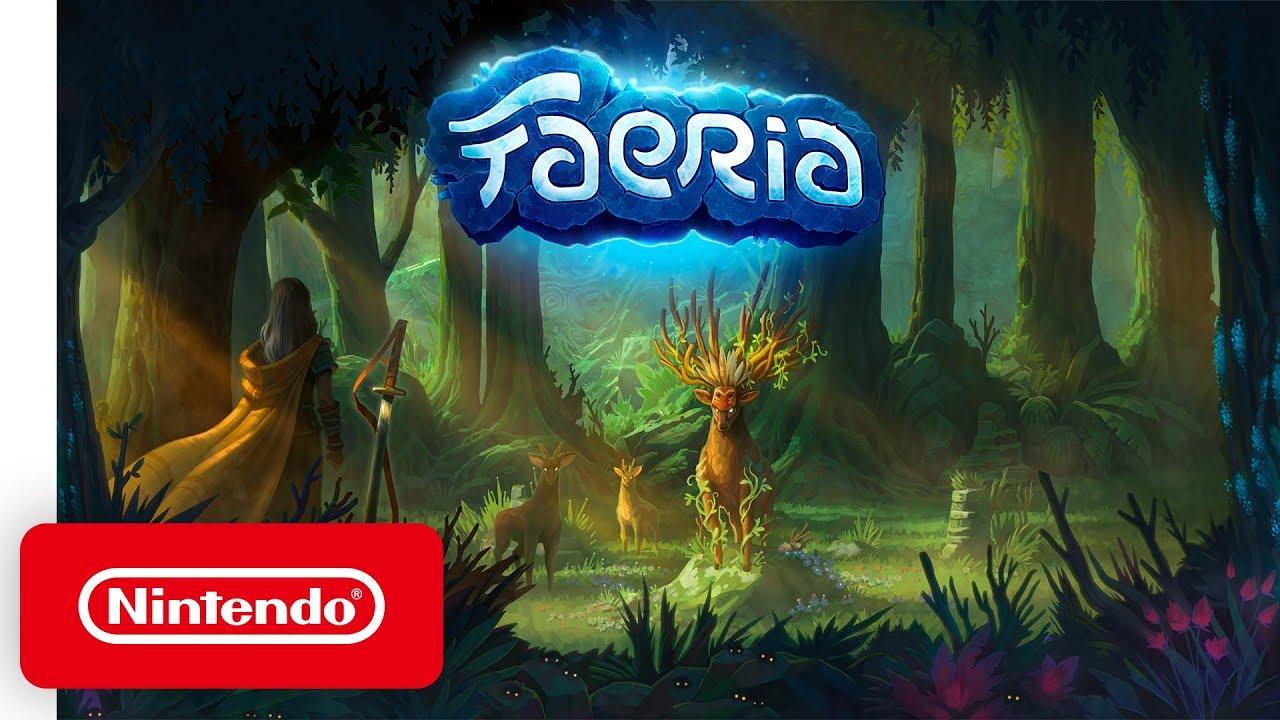 Announcement Trailer για το Faeria