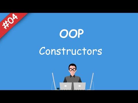 #04 [oop] - Constructors