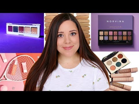 NEW MAKEUP RELEASES SUMMER 2018! PURCHASE OR PASS?