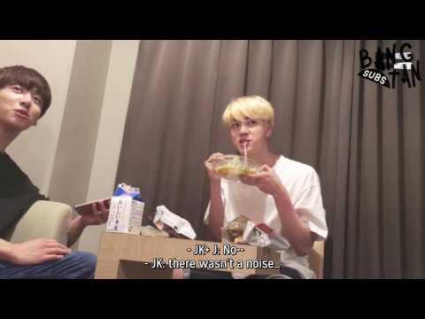 [ENG] 160624 Eat Jin