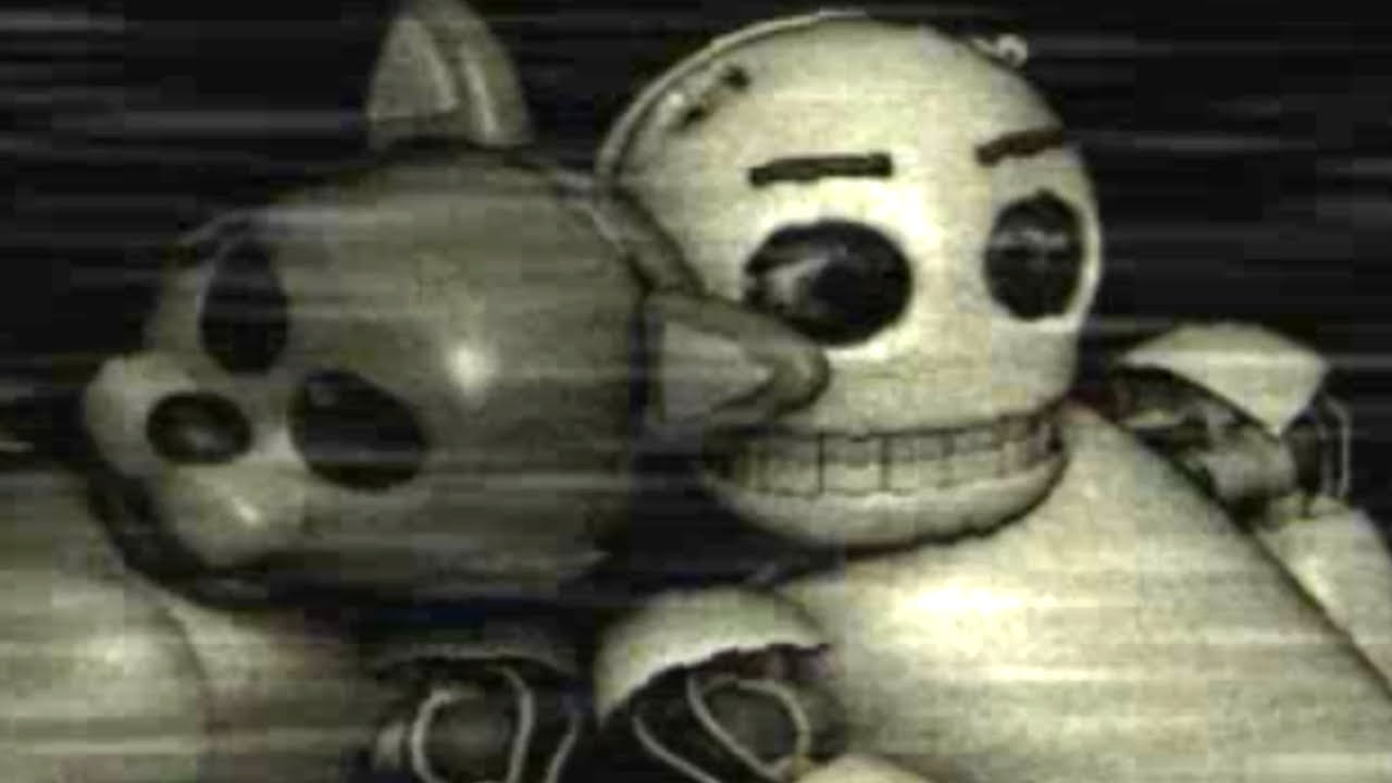 Five Nights at Candy's (Official): Night 5 Cutscene (END ...