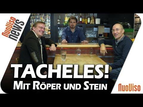 TACHELES! Mit Röper und Stein - NuoViso News #79