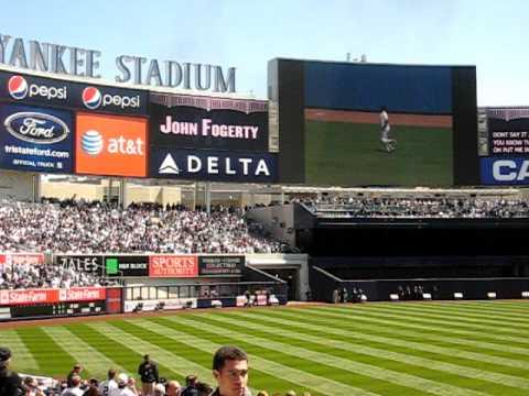 John Fogerty opening day 2009
