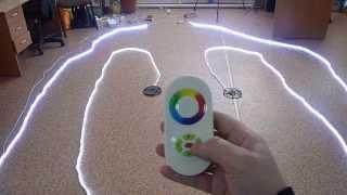 Подключение 20 метров светодиодной ленты RGB(Подключение 20 метров светодиодной ленты RGB 5050., 2014-03-14T09:58:00.000Z)