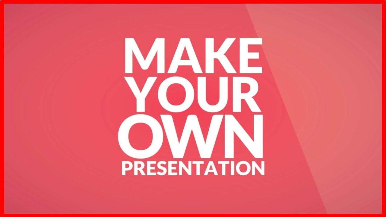 creative kinetic typography video | online video maker website