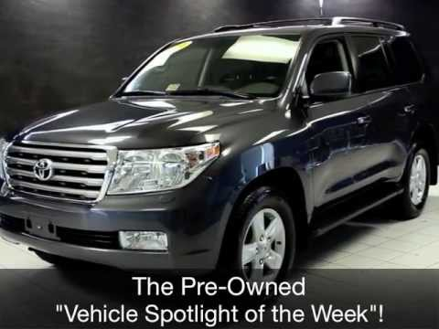 2009 Toyota Land Cruiser VX Available At McGeorge Toyotau0027s Certified Sales  Center
