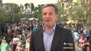 Disneyland's 60th Anniversary - Nightline