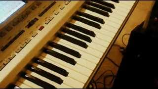 Most played Arabic scales part 1 (المقامات الجزء الأول) by markkeyboards 2011