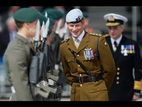 Prince Harry opens £30m Royal Navy centre