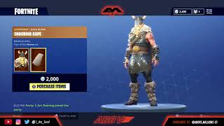 """NEW FORTNITE SKIN """"MAGNUS"""" OUT NOW! COP OR DROP"""