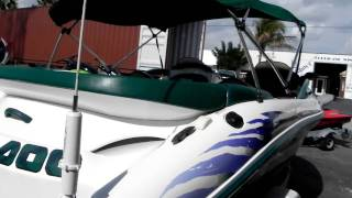 LANCHA SEA DOO JET BOAT CHALLENGER 1998 - NITIDA-FOR SALE